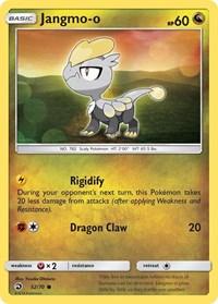 Jangmo-o, Pokemon, Dragon Majesty