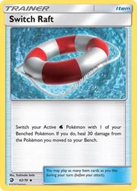 Switch Raft, Pokemon, Dragon Majesty