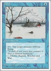Flood, Magic: The Gathering, Fourth Edition