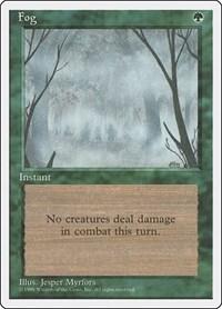 Fog, Magic, Fourth Edition