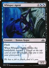 Whisper Agent, Magic, Guilds of Ravnica