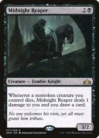 Midnight Reaper, Magic: The Gathering, Guilds of Ravnica