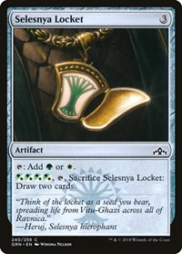 Selesnya Locket, Magic, Guilds of Ravnica