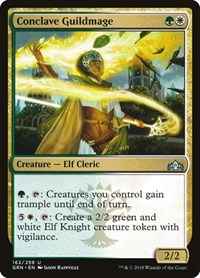 Conclave Guildmage, Magic: The Gathering, Guilds of Ravnica