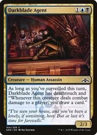 Darkblade Agent, Magic: The Gathering, Guilds of Ravnica