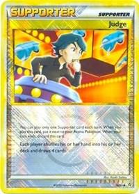 Judge - 78/95, Pokemon, Professor Program Promos