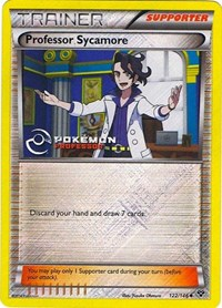 Professor Sycamore, Pokemon, Professor Program Promos