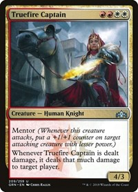 Truefire Captain, Magic: The Gathering, Guilds of Ravnica