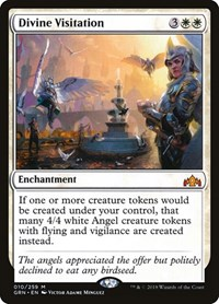 Divine Visitation, Magic: The Gathering, Guilds of Ravnica
