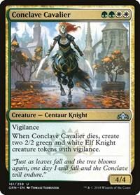 Conclave Cavalier, Magic, Guilds of Ravnica