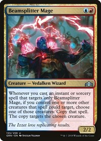 Beamsplitter Mage, Magic: The Gathering, Guilds of Ravnica