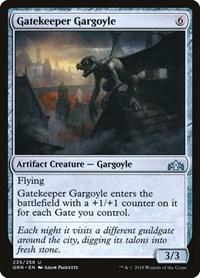 Gatekeeper Gargoyle, Magic: The Gathering, Guilds of Ravnica