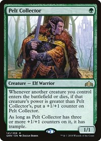 Pelt Collector, Magic: The Gathering, Guilds of Ravnica