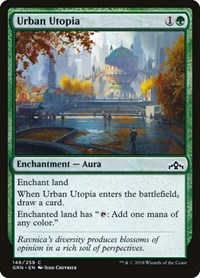 Urban Utopia, Magic: The Gathering, Guilds of Ravnica