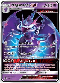 Naganadel GX - SM125, Pokemon, SM Promos