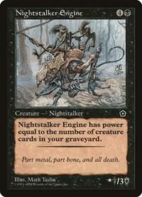 Nightstalker Engine, Magic: The Gathering, Portal Second Age