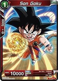 Son Goku, Dragon Ball Super CCG, Miraculous Revival