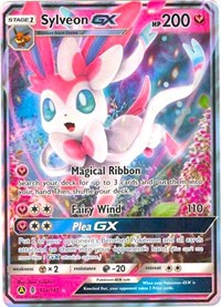 Sylveon GX - 92a/145, Pokemon, Alternate Art Promos