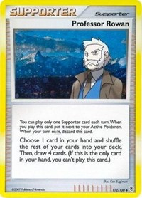 Professor Rowan (Cosmos Holo), Pokemon, Miscellaneous Cards & Products