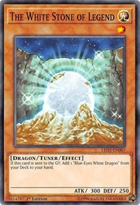 The White Stone of Legend, YuGiOh, Legendary Duelists: White Dragon Abyss
