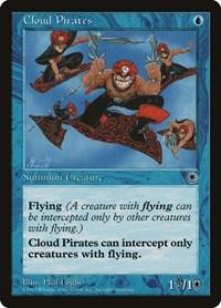 Cloud Pirates (Reminder Text), Magic: The Gathering, Portal