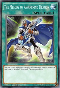 The Melody of Awakening Dragon, YuGiOh, Legendary Duelists: White Dragon Abyss