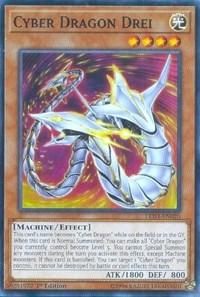 Cyber Dragon Drei, YuGiOh, Legendary Duelists: White Dragon Abyss