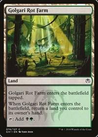 Golgari Rot Farm, Magic: The Gathering, Guilds of Ravnica: Guild Kits