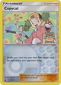 Copycat - 127/168 (Regional Championship Promo), Pokemon, League & Championship Cards