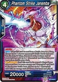Phantom Strike Janemba, Dragon Ball Super CCG, Miraculous Revival
