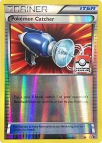 Pokemon Catcher (League Promo), Pokemon, League & Championship Cards