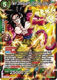 JUDGE FOIL PROMO SOURCE OF POWER SON GOKU DBS NEAR MINT RARE