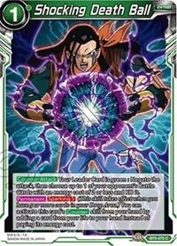 Shocking Death Ball, Dragon Ball Super CCG, Miraculous Revival