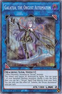 Galatea, the Orcust Automaton, YuGiOh, Soul Fusion