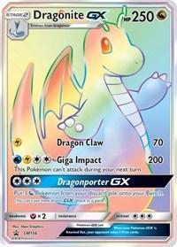 Dragonite GX - SM156, Pokemon, SM Promos