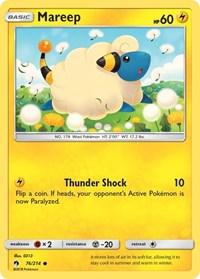 Mareep (76), Pokemon, SM - Lost Thunder