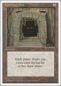 Howling Mine, Magic: The Gathering, Fourth Edition