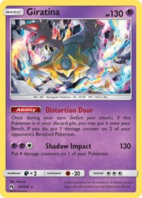 Giratina, Pokemon, SM - Lost Thunder