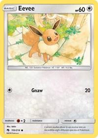 Eevee, Pokemon, SM - Lost Thunder