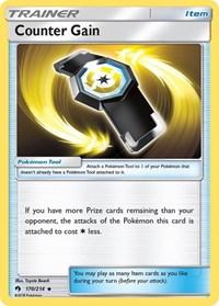 Counter Gain, Pokemon, SM - Lost Thunder