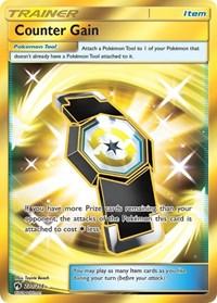 Counter Gain (Secret), Pokemon, SM - Lost Thunder
