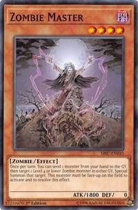 Zombie Master, YuGiOh, Structure Deck: Zombie Horde