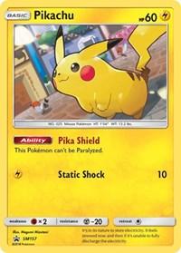 Pikachu - SM157, Pokemon, SM Promos