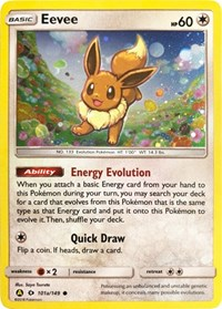 Eevee - 101a, Pokemon, Alternate Art Promos