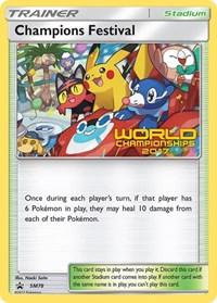 Champions Festival (2017), Pokemon, SM Promos
