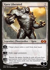 Karn Liberated, Magic: The Gathering, Ultimate Masters