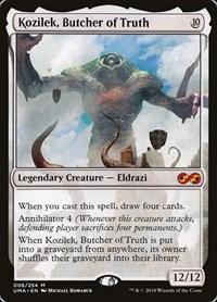 Kozilek, Butcher of Truth, Magic, Ultimate Masters