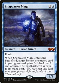 Snapcaster Mage, Magic, Ultimate Masters