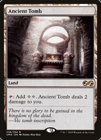Ancient Tomb, Magic: The Gathering, Ultimate Masters