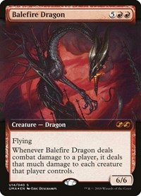 Balefire Dragon, Magic, Ultimate Masters: Box Toppers